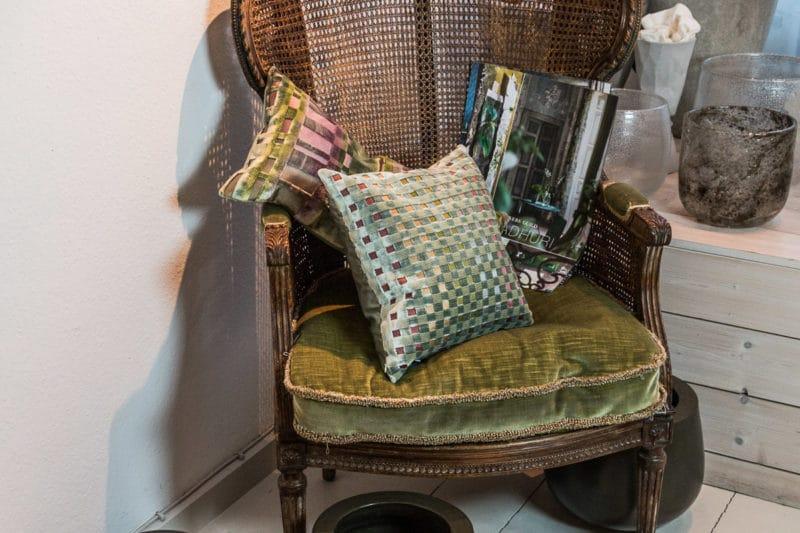 Antik Sessel Napoleon III