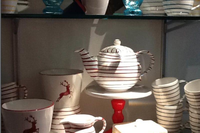 Gmundener Keramik Geflammt
