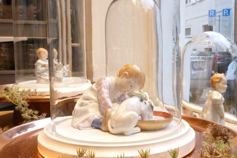 Konrad Hentschel Figur Porzellanmanufaktur Meissen
