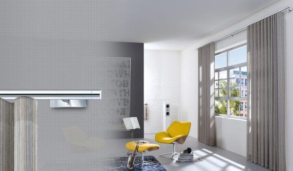 Vorhang auf! Technik für's Fenster – Vorhangstangen