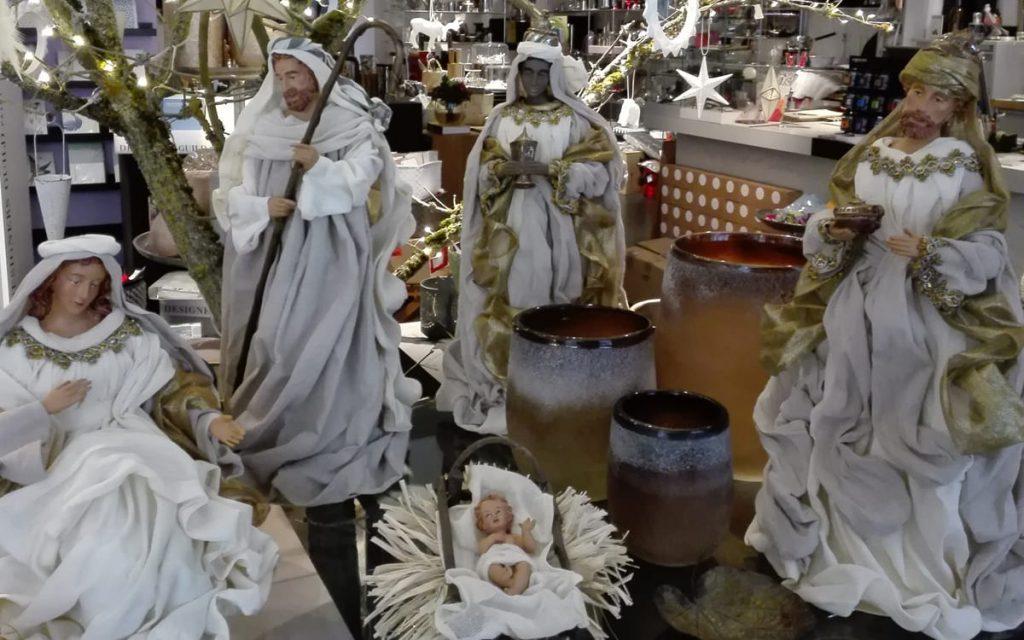 Weihnachtskrippe aus Neapel