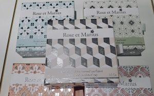Seifenduft aus Frankreich Rose et Marius