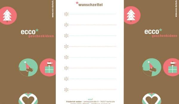 Weihnachtszeit – Geschenkezeit
