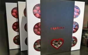 Lakrids - Love Box - alle 3 Sorten - 360g - 29,90€