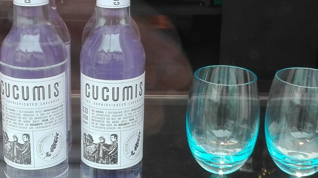 Cucumis lavender