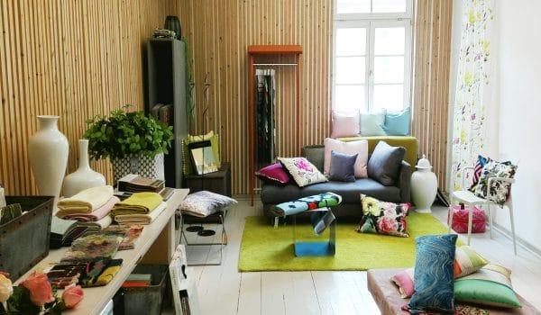 Neue Interior Kollektion mit frischen Farben und Ideen