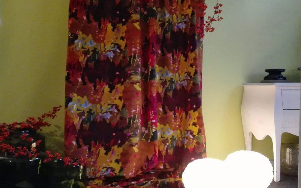 Ein Traum von Vorhang