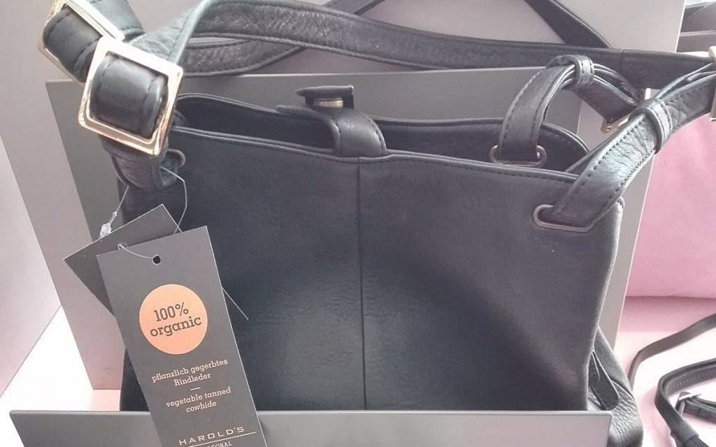 Harolds Tasche 100 Prozent Organic