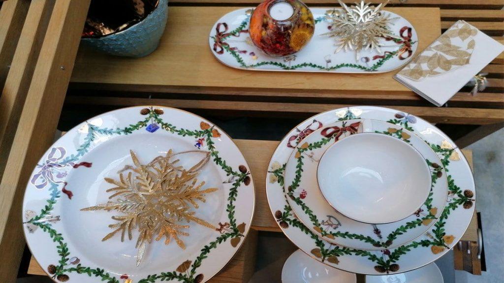 Royal Copenhagen Weihnachtsgeschirr