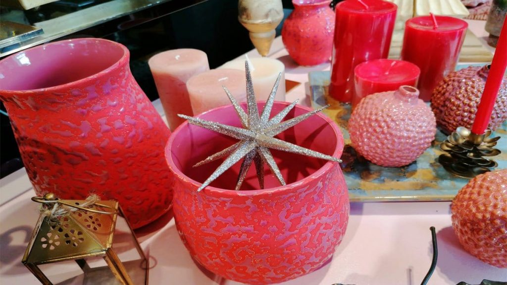Toepfe I Vasen I Kerzen