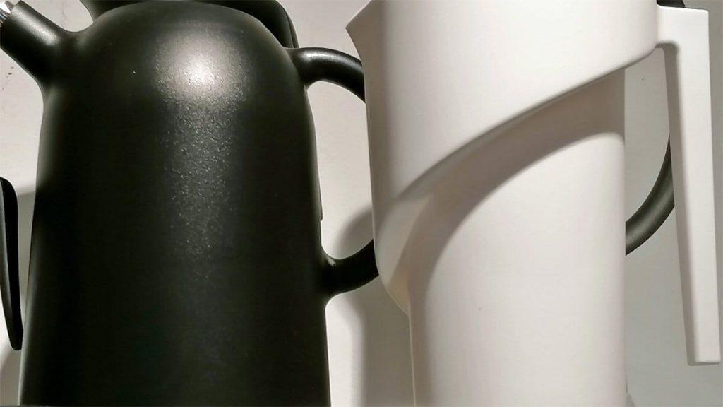 Teekanne Eva Denmark I Litermaß Alessi