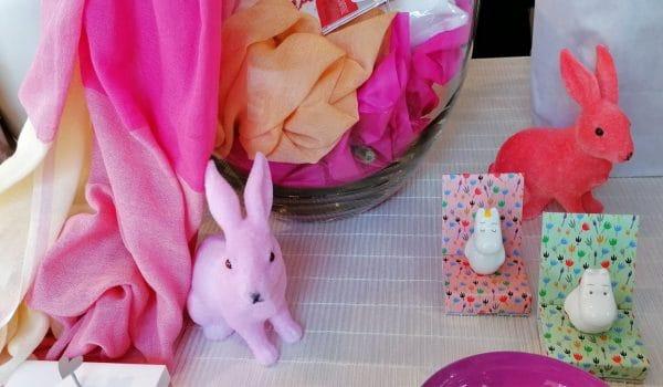 Osterzeit – kleine Geschenke für's Nest