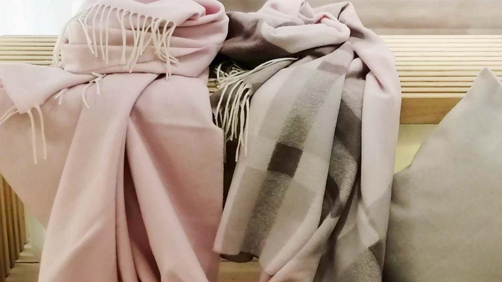 Wolldecken von Anett Moschner