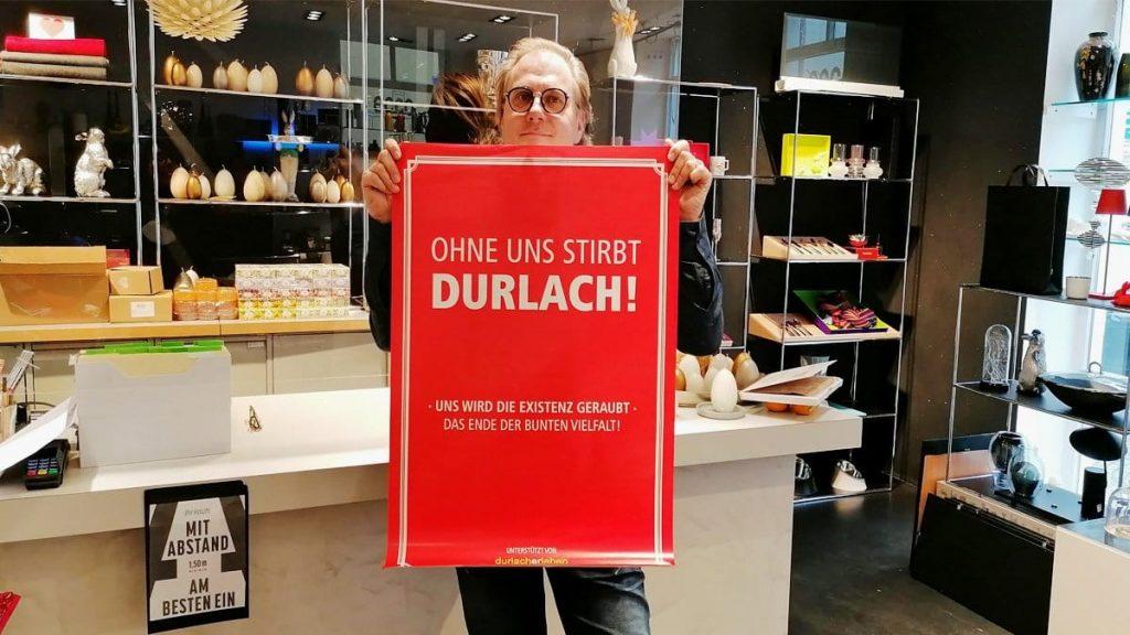 Stärkt den Handel in Durlach